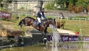 647 : CALIFORNIA D'HORSET : DIROU Yannick
